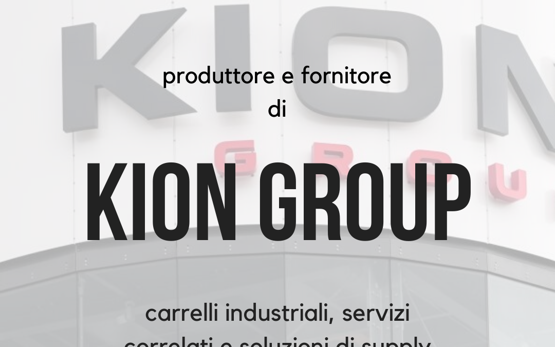 Kion Group è sottovalutata?