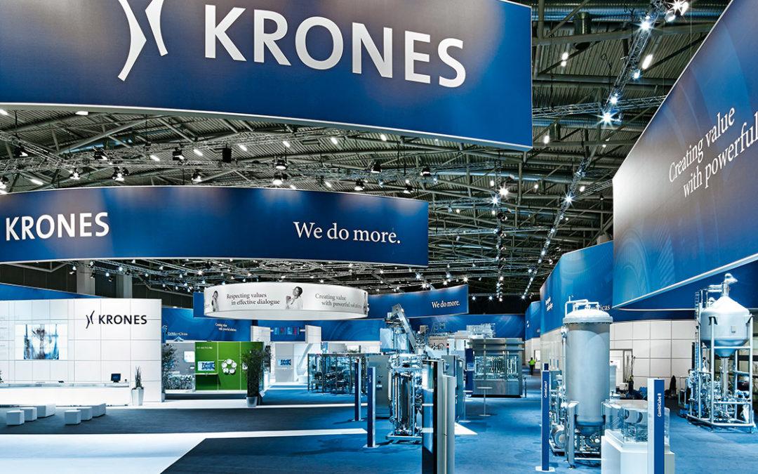 Krones Ag lancia un nuovo trattamento per le acque reflue